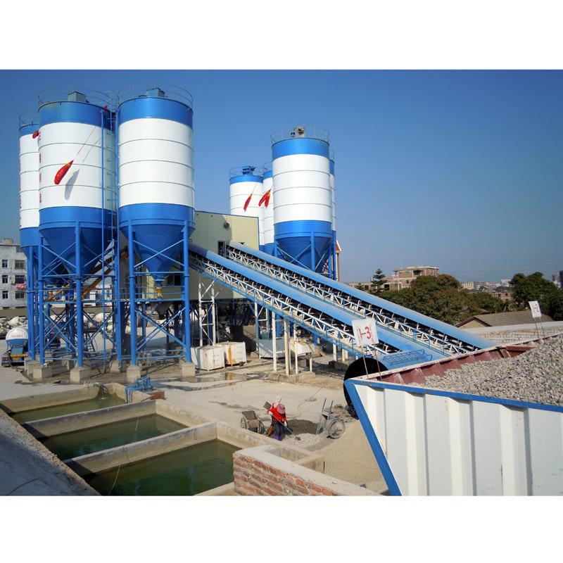 HZS180 Ready-Mix Concrete Mixing Plant