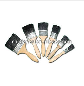 Sjie80129 Black Brush Paint Brush