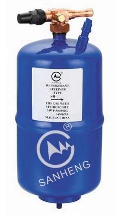 Good Quality Liquid Receiver for Stored Refrigerant (SH-1.5L)