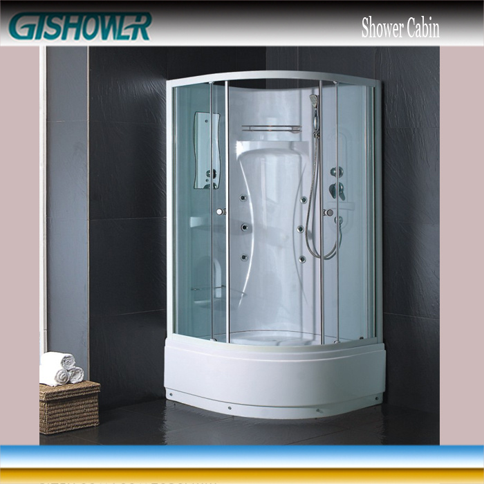 Sliding Acrylic Massage Shower Cabinet (KF301)