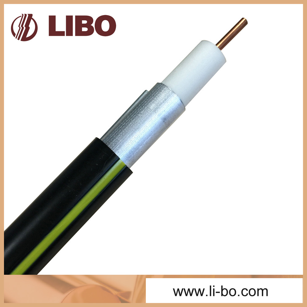 Coaxial Cable of Trunk Cable Piii. 500 with Tracing String