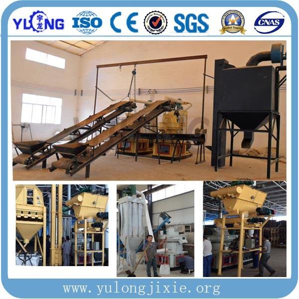 Xgj850 Rice Husk Pellet Making Machine/Straw Wood Pellet Making Machine/ Sawdust Pellet Making Machine