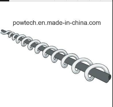 Shock Absorber Damper / Spiral Vibration Damper for ADSS / Opgw Cable