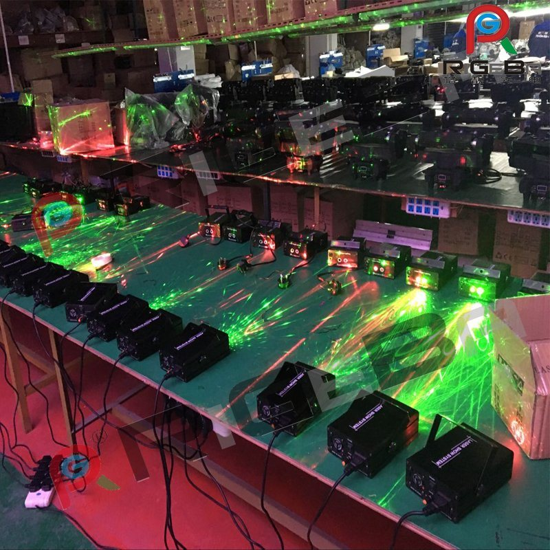 Wholesale Mini Laser LED Effect Disco KTV Party Stage Light