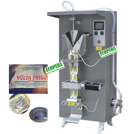 2017 New Pouch Bag Filling Packing Machine with Touch Screen