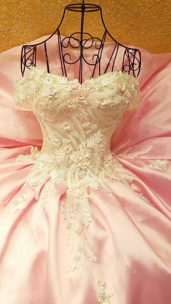 New Design Bridal Dress Gown