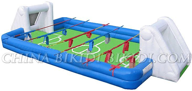 Human Foosball Inflatable Games (B6021)