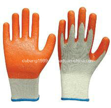 Latex Coated Gloves with Best Price and Good Quality