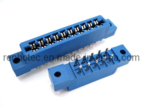 Card Edge Connector Hot Sales 6, 10, 12, 32 Pin (RH-KE-DXE)