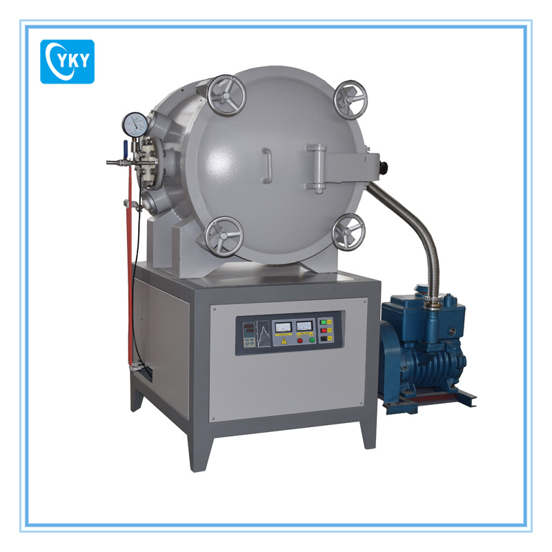 High Temperature Vacuum Atmosphere Furnace for Stainless Steel Sintering