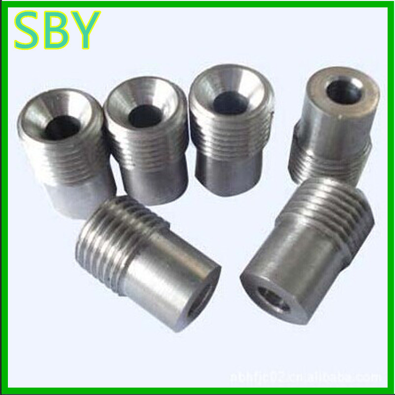 CNC Machining Non-Standard Screw Parts for Automatic (P033)