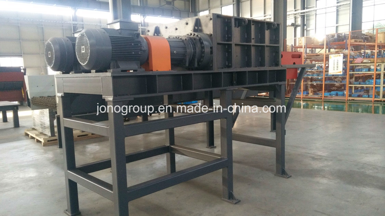 1PSS2508B Quadruple-Shaft (Shear) Shredder for Metal Recycling Industry