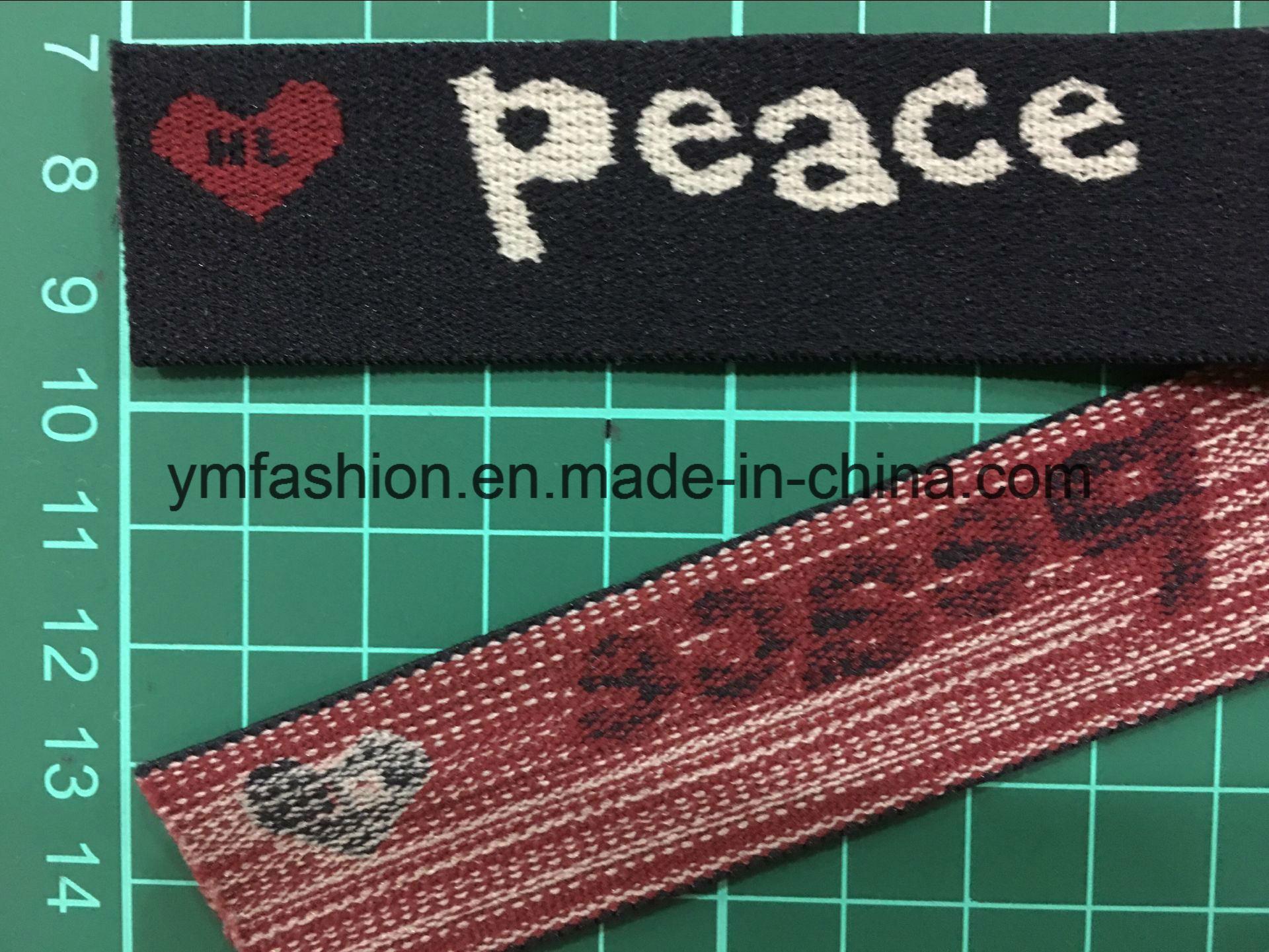 Custom High Elasticity Polyester Woven Elastic Tape for Underwear