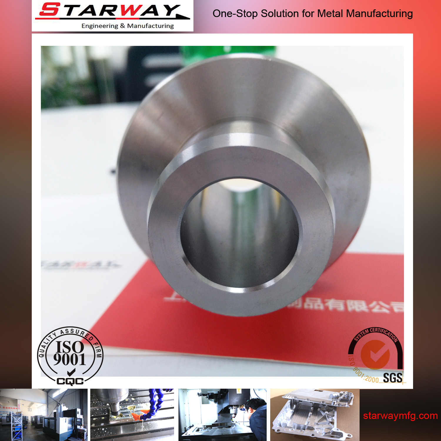 ODM OEM Precision CNC Milling Turning Mahining Parts