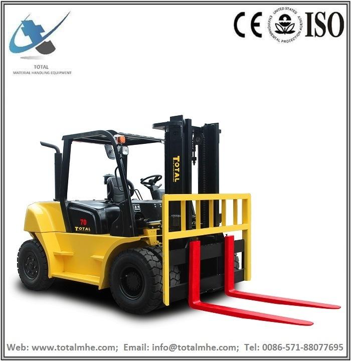 Total Forklift 8.0 Ton Diesel Forklift Truck