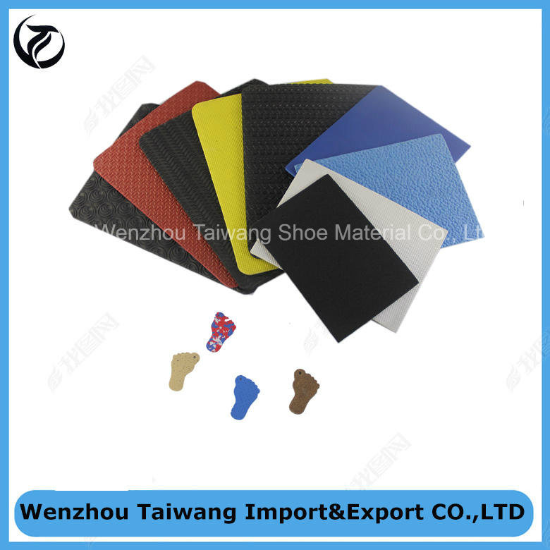Closed EVA Rubber Foam for Shoes Sole with Gold Quality
