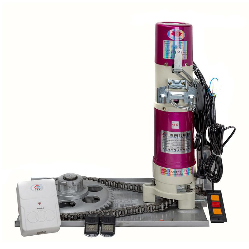600kg Electronic AC Roller Shutter Garage Door Motor and Closer