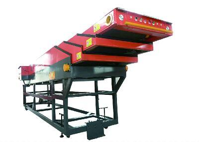 Telescopic Belt Conveyor/ Boom Conveyor with Chassis