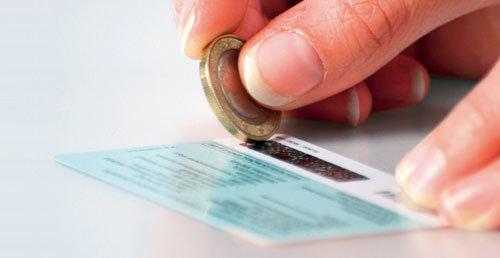 Prepaid Card Personalization Machine (Made in China)