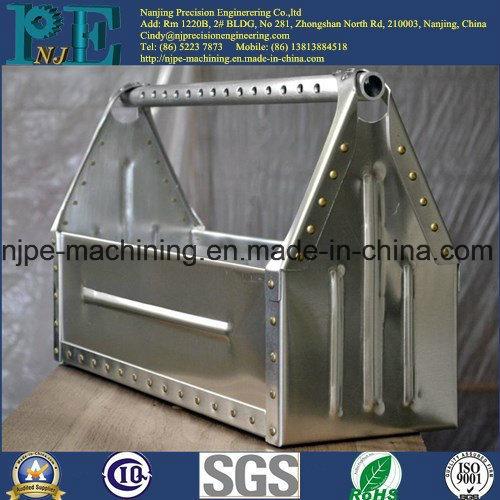 High Quality Sheet Metal Fabrication Machinery Parts