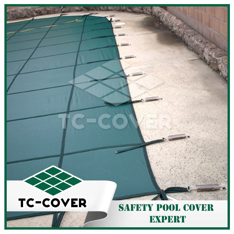 Customize Color of Safety Swimming Pool Cover