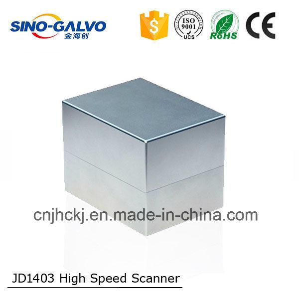Laser Marking Machine Parts Jd1403 9mm Beam Aperture YAG/CO2 Laser Galvo Head
