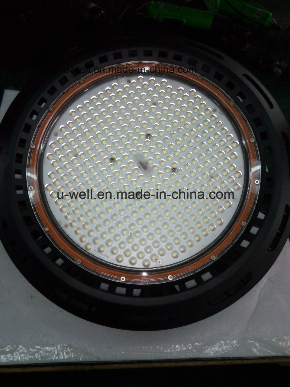 China Industrial UFO Highbay Lighting IP65 Waterproof 130lm/W 100W 160W 200W LED High Bay Light - China LED High Bay Light, UFO LED High Bay Light