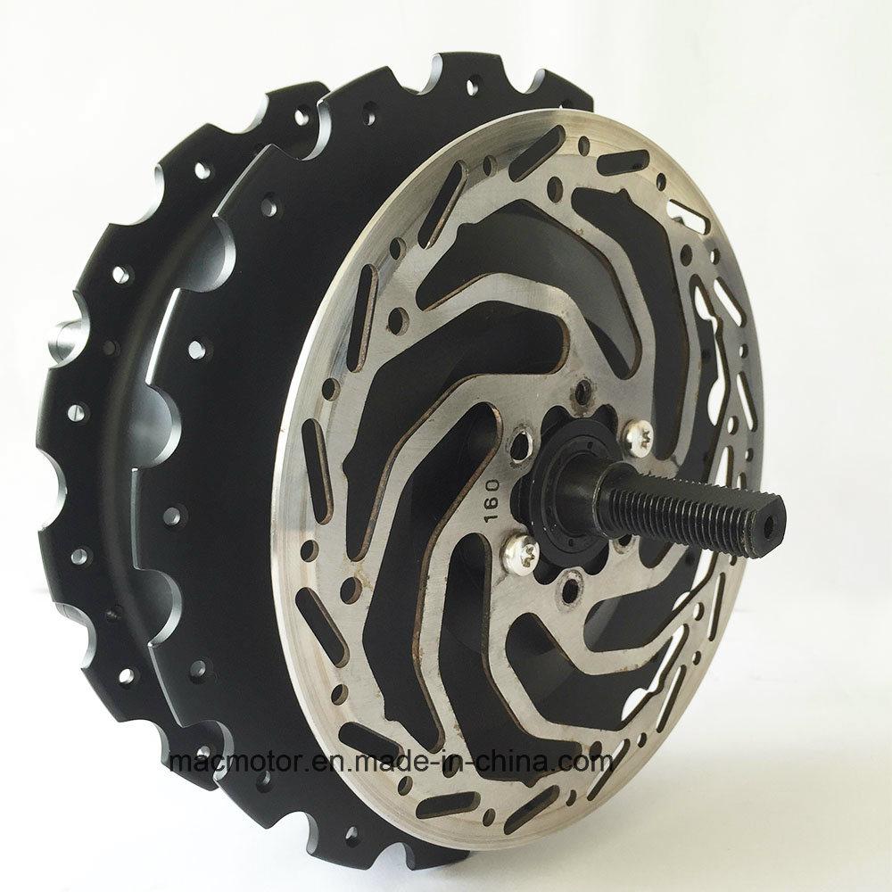 Hot Sale 48V 1000W Motor 520rpm Motor Front Wheel Hub Motor