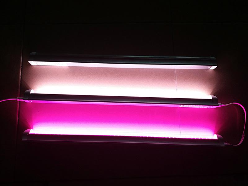 5W 9W 13W 23W IP65 Waterproof 2835 T8 LED Grow Tube Light for Aquarium Greenhouse Plant Grow