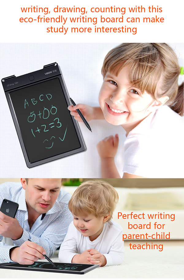 9 Inch Writting Board LCD Writing Tablet Educational Drawing Board