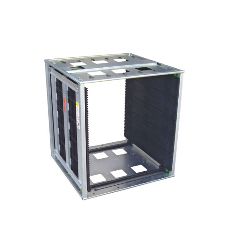 Cleanroom SMT Antistatic ESD PCB Magazine Rack