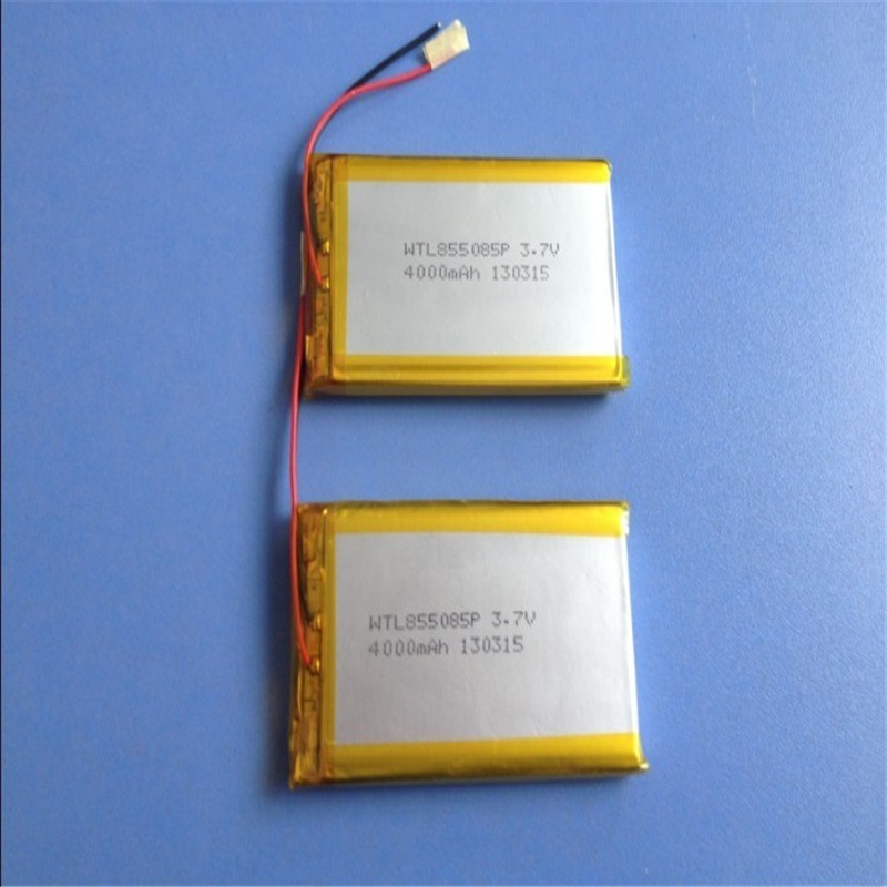 4200mAh 3.7V Polymer Lithium Battery 855085 for MP3 MP4 PSP Digital Product GPS PDA Toy