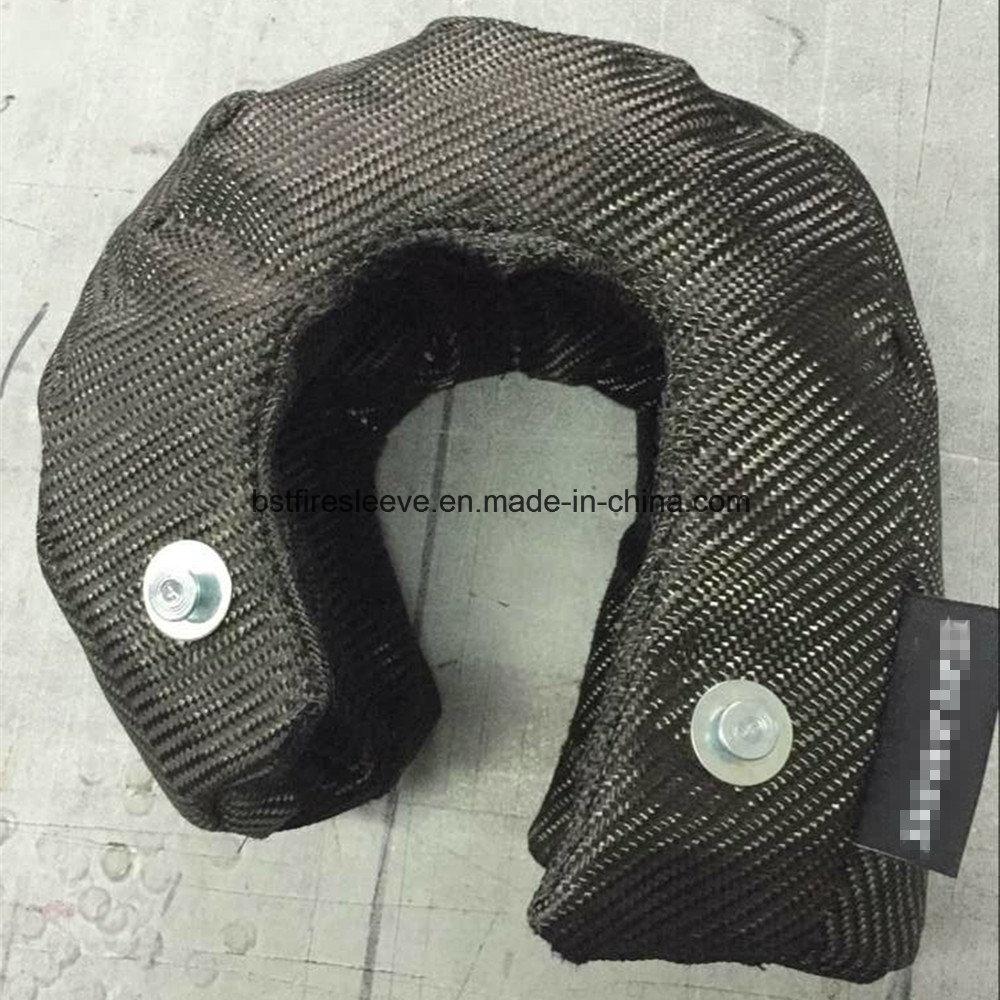 T25/T28 T3 T4 T6 Subaru Titanium Lava Heat Shield Turbo Blanket