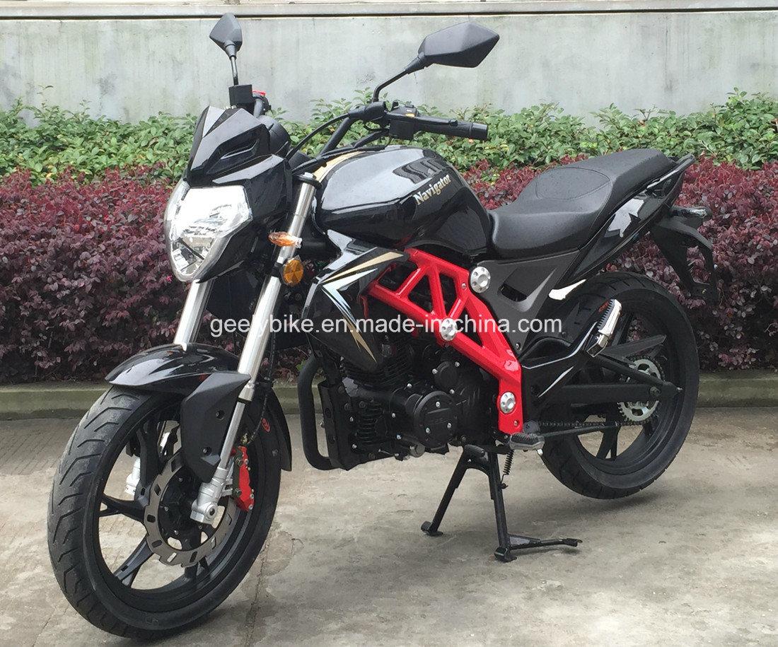 200cc Street Motorcycle Italian Style