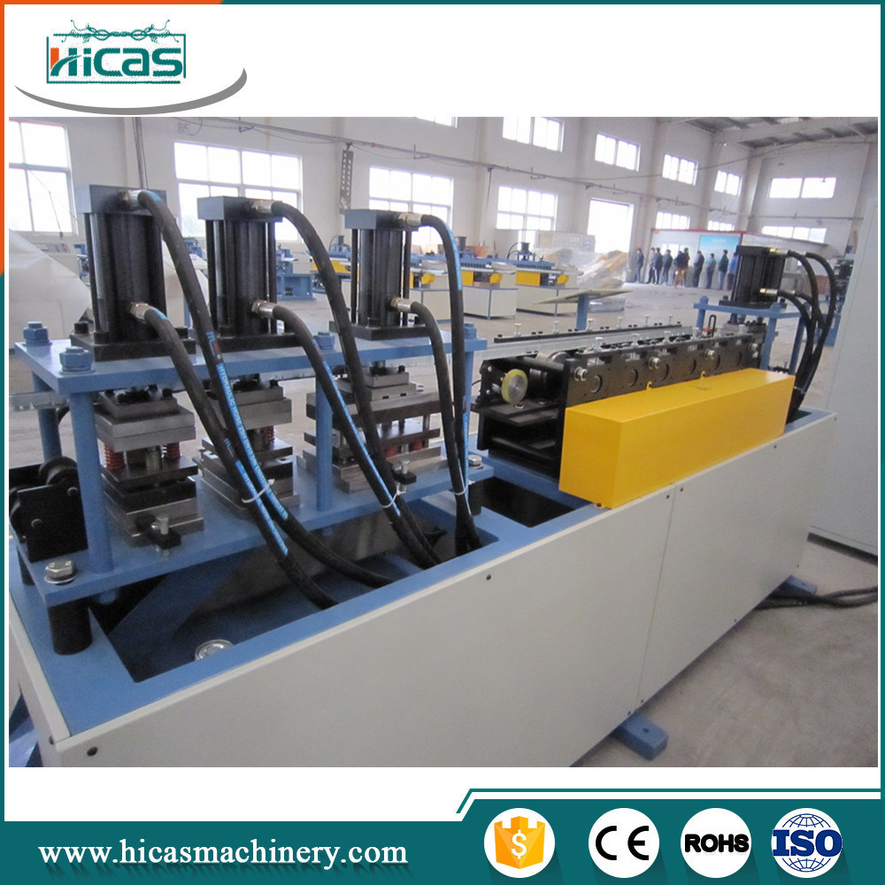 Steel Strip Machine for Making Nailless Plywood Box