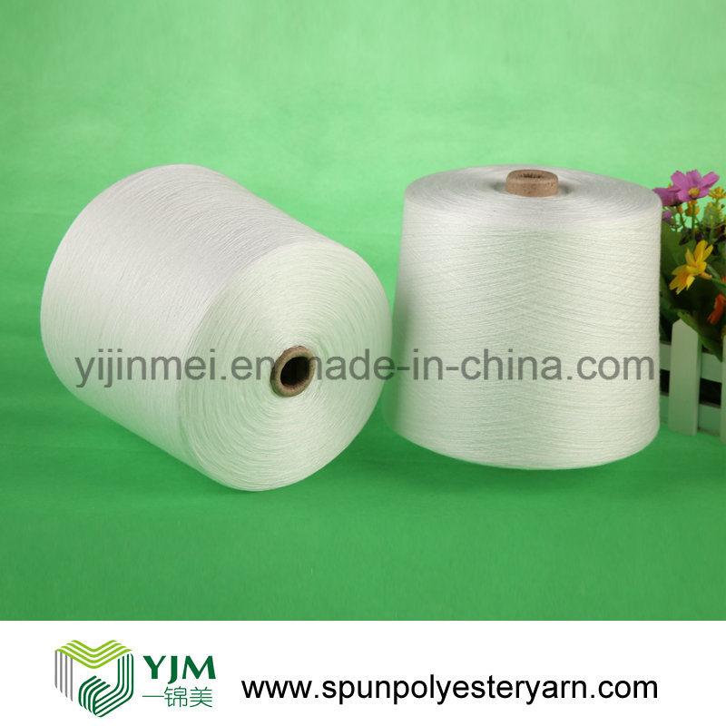 20s 30s 40s 20/1 30/1 40/1 High Tenacity Quality Spun Polyester Knitting Yarn