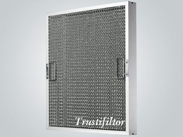 High Efficiency Honeycomb Grease Filter