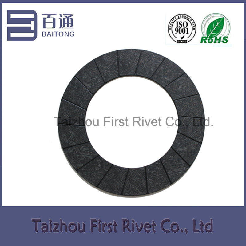 Model Fst209 Medium-Alkali (alkali-free) Glass Fiber Clutch Facing