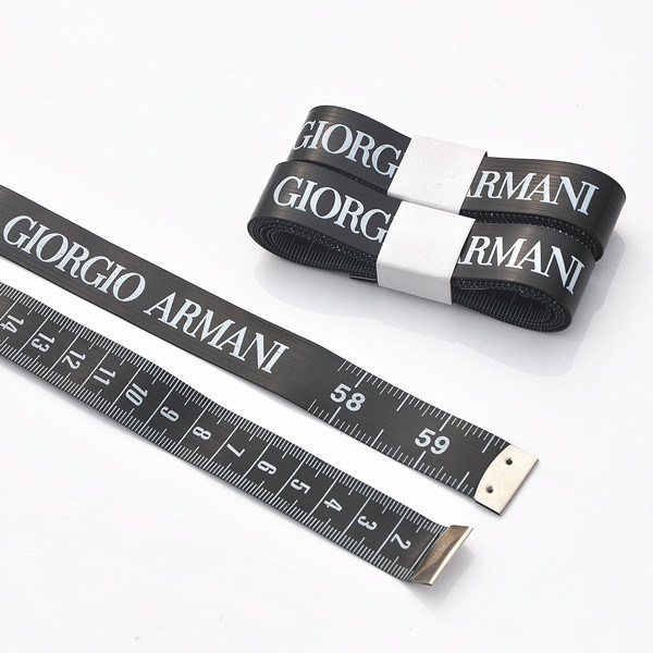 New Design PVC Fiberglass Sewing Promotional Mini Tape Measure (FT-069)