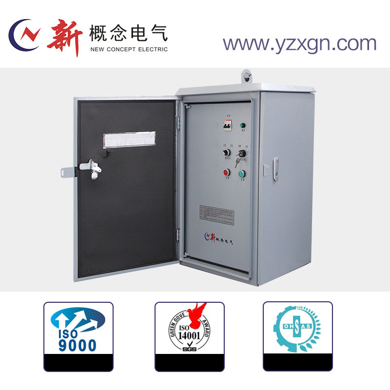 Ab-3s-24 Type Outdoor Intelligent Hv Permanent-Magnetic Vacuum Fast Circuit Breaker