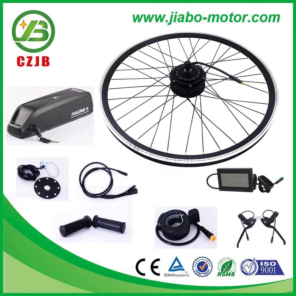 Jb-92q 36V 350W Front Brushless Geared Electric Bike Wheel Hub Motor