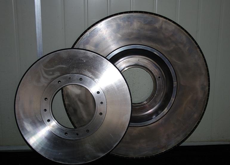 Grinding Wheel for Crankshaft and Camshaft