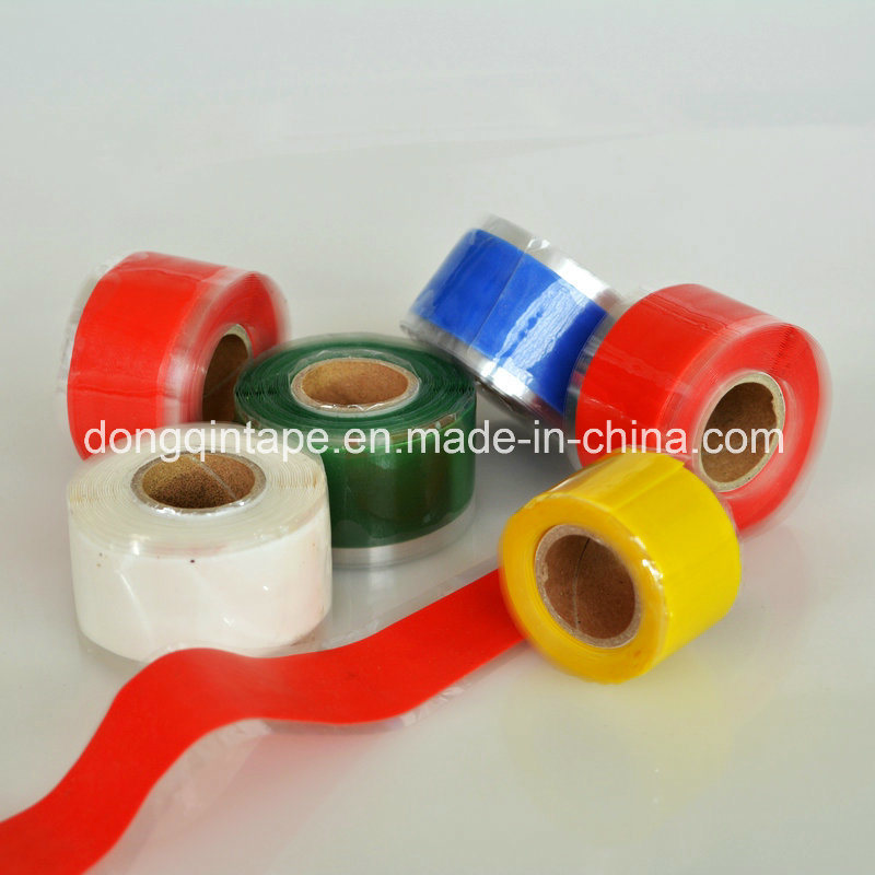Heat-Resistant, Sunlight-Resistant, Water-Resistant and Weather-Resistant Rubber Tape