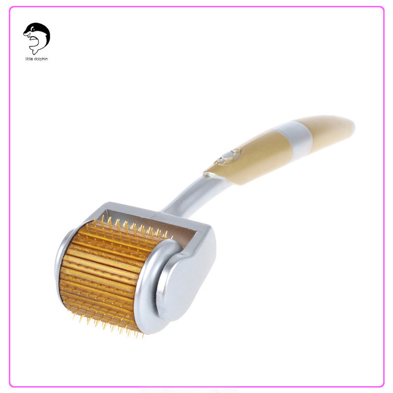 Popular Portable 190 Needles Titanium Face Roller Beauty Equipment
