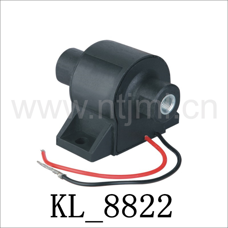 Electric Fuel Pump for Excavator Plastic T/R) (POSI-FLO/EFP-3) with Kl-8822