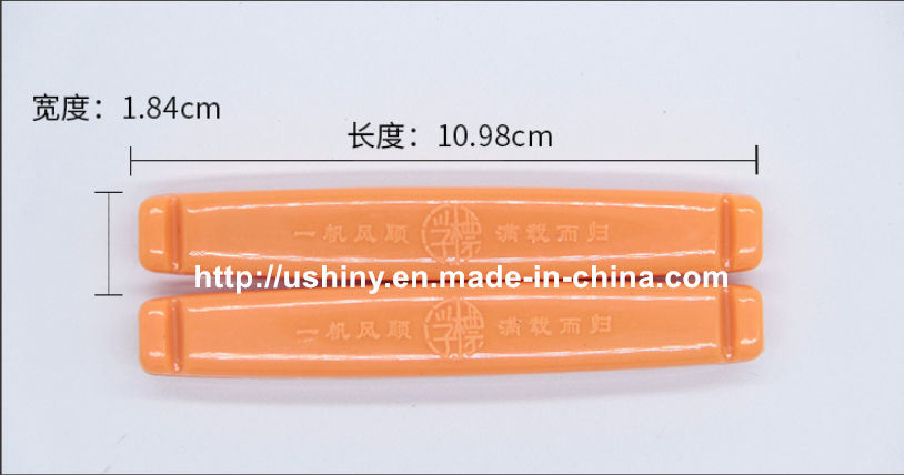 Orange Color Plastic Fishing Net Floats