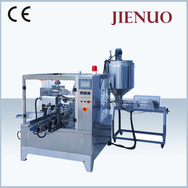 Stick Pack Pouch Packaging Machine for Liquids and Viscous Packaging