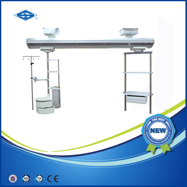 ICU Electric Ceiling Bridge Medical Pendant (HFP-C+C)