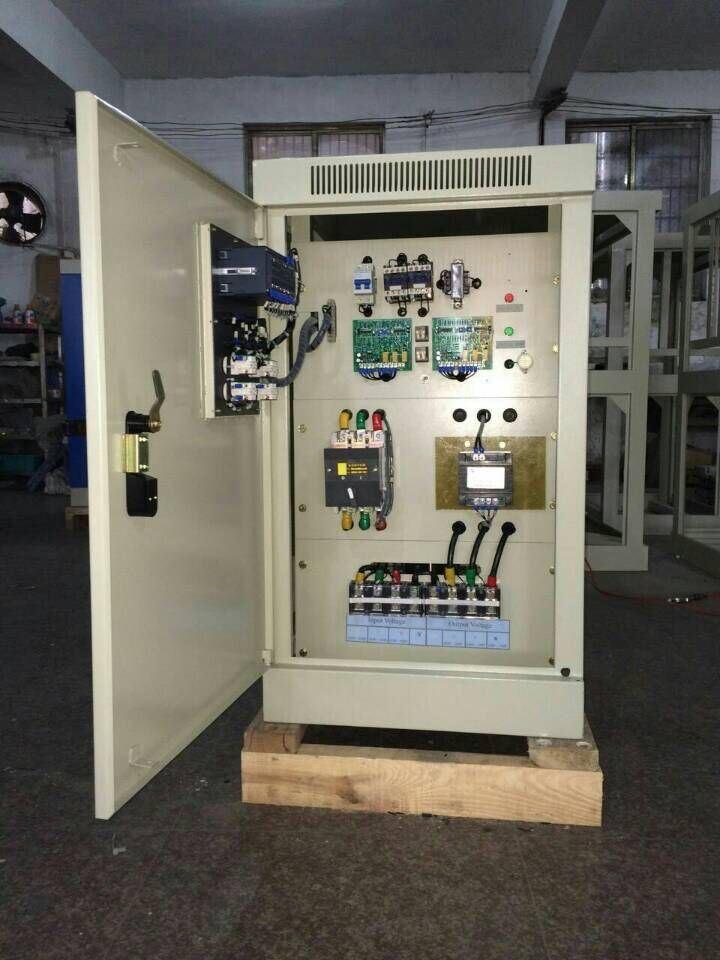 SBW-50kVA Three Phase 380V AC Automatic Voltage Regulator