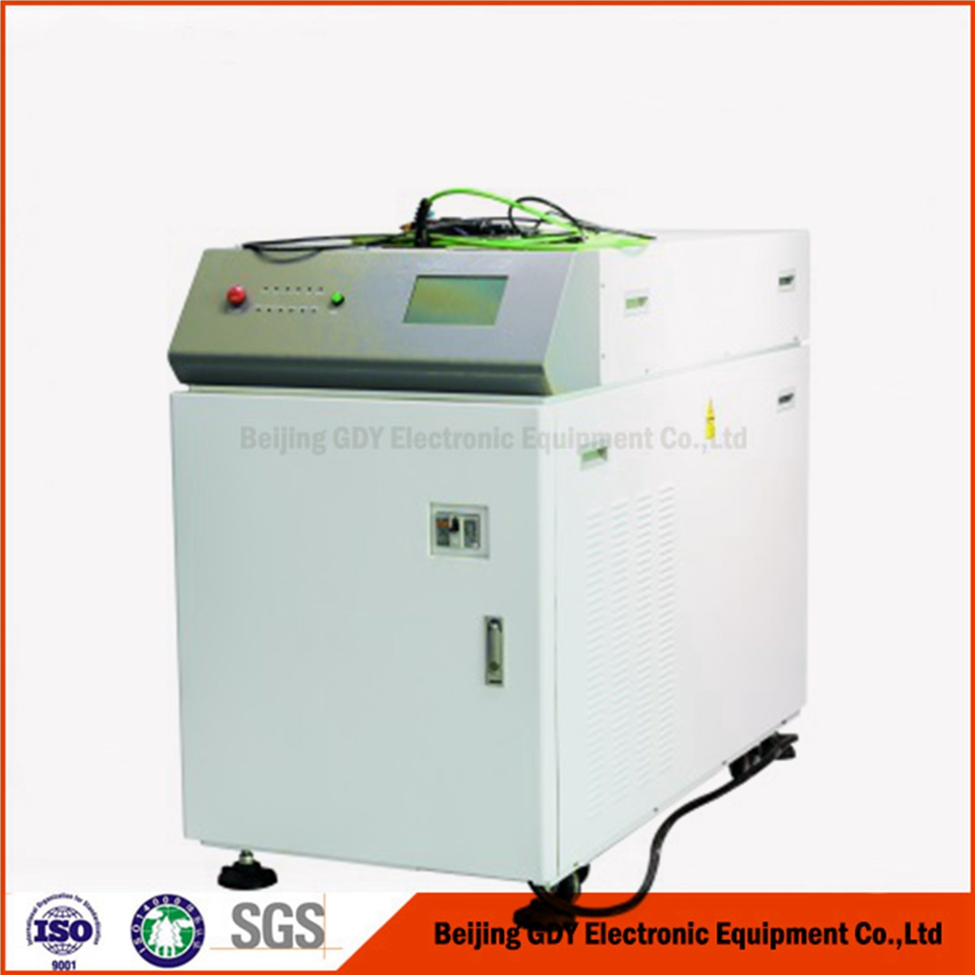150W 300W 600W Fiber Optical Laser Welding Machine